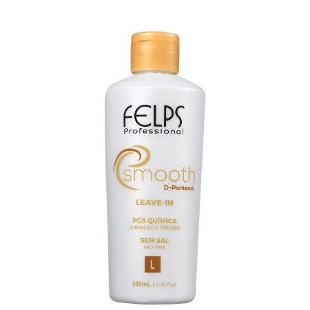 Leave-In Pós Química Smooth Felps professional 250ml