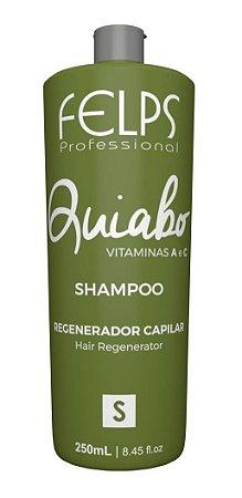 Shampoo Regenerador Capilar Quiabo Felps Professional 250ml