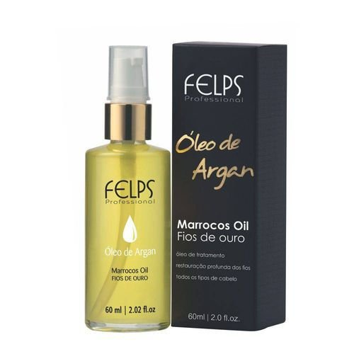 Óleo Capilar Felps Profissional Marrocos Oil Argan 60ml