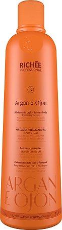 Máscara Finalizadora Argan e Ojon Richée Professional 1L