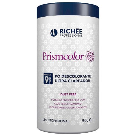 Pó Descolorante Prismcolor Ultra Clareador Richée Professional 500g