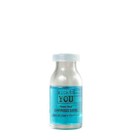 Ampola Capilar Power Dose Y ou Luminous Shine Richée Professional 12ml