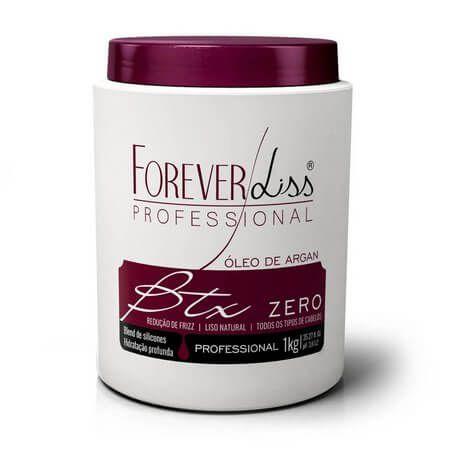Botox Capilar Argan Oil Btx Forever Liss 1kg