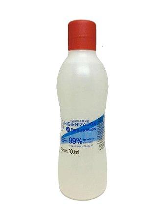 Álcool Gel Antibactericida 70% New Beauty 300ml