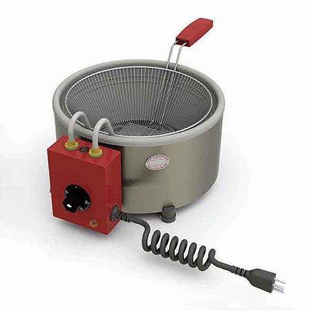 Tacho pra fritura da Progás 3lts elétrico 220v (modelo PR-310E)