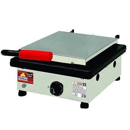 Grill com prensa elétrico 220v (modelo PR-350EN)