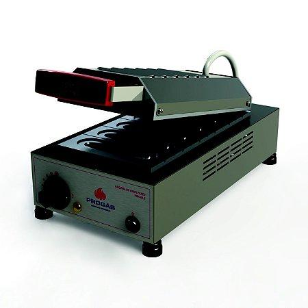 Máquina para crepe suíço 220v (modelo PRK- 06E)