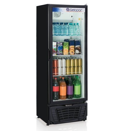 Refrigerador da Gelopar (modelo GPTU-40)