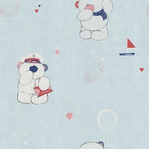 Papel de parede Boy (Infantil) - Cód. GB71503