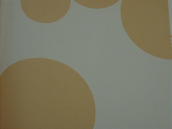 Papel de parede Cirque (Moderno) - Cód. U834587