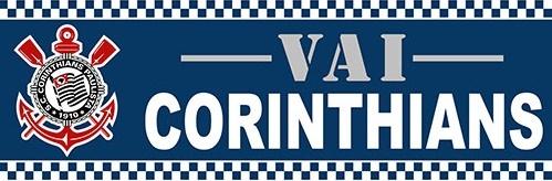 Papel de parede corinthians Border  (Time) - Cód. SC 911-02