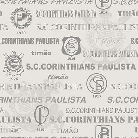 Papel de parede corinthians (Time) - Cód. SC 302-02
