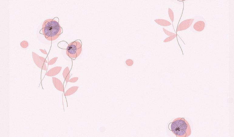 Papel de parede Iris cod. 6654-2