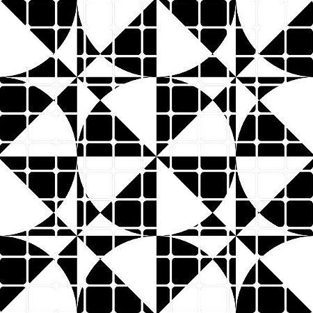 Pastilha Revest Max Geométrico Star