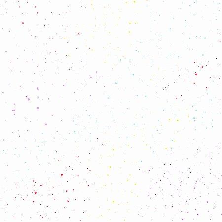 Papel de parede poá - Bobinex cód. 3608