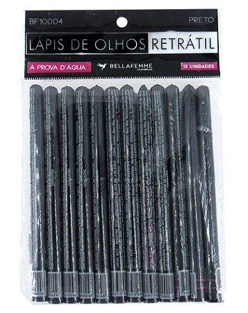 Lápis de Olhos Retrátil – Solapa com 12 unidades