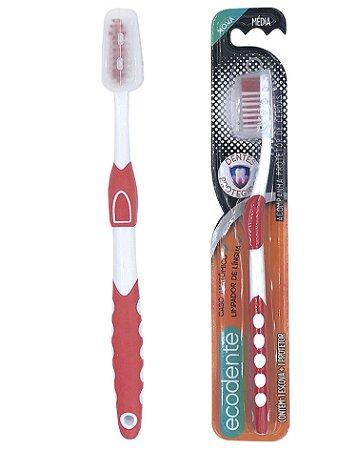 Escova com Protetor de Cerdas - 60 dúzias