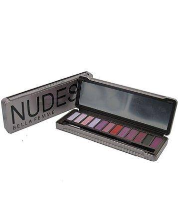 Estojo de Sombras Nudes2