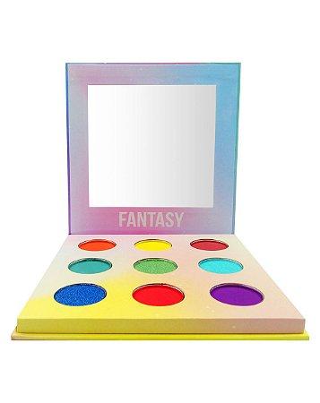 Paleta de Sombras Fantasy – Display com 12 estojos