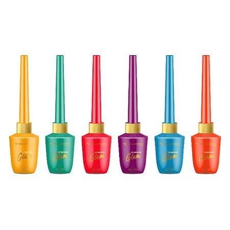 Delineador Líquido – Glam Colors – Display com 24 unidades
