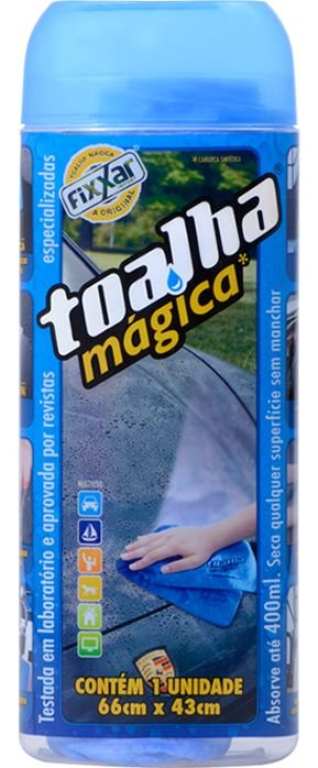 Toalha Mágica