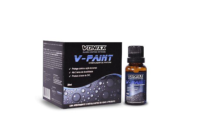 V-Paint – Vitrificador de pintura (20ml)