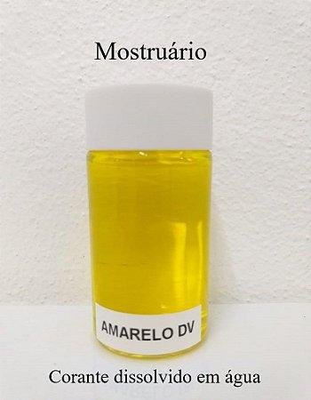 Corante Amarelo DV (em pó) - 20g
