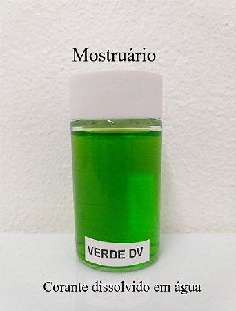 Corante Verde DV (em pó) - 20g
