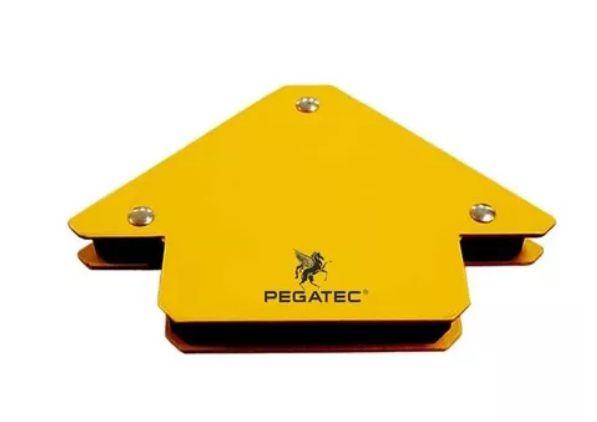 Esquadro Magnético Para Solda 10 Kg - Pegatec
