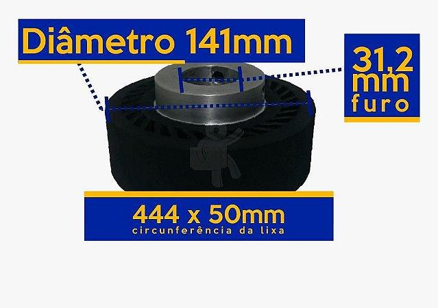 ROLETE EXPANSIVO 141 MM DE DIÂMETRO CIRCUNFERÊNCIA 444X50MM