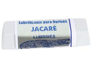 SEBO PARA LUBRIFICAR BRANCA PARA OURIVES, BROCAS- 200G - JACARÉ