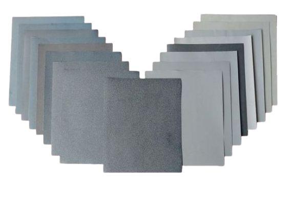 Folha de Lixa D´água - Grão 400- 230MM X 280 MM - Klingspor