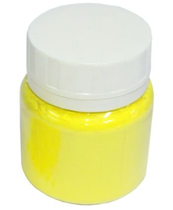 Pigmento Amarelo Fluorescente Para Resina Epoxi 15g - Redelease