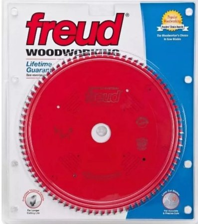Disco De Serra Freud 10 Polegadas P/ Mdf Revestido 2 Faces - FREUD