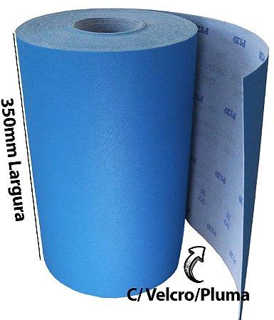 LixLIXA COM VELCRO 350MM X 1 METRO -  DEERFOS GRÃO 150