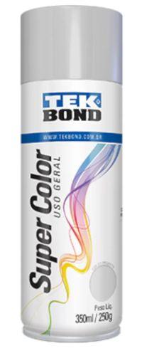 Primer (Fundo) Spray Super Color Uso Geral com 350ml/250g - TEKBOND