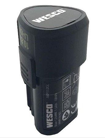 Bateria de Lítio 12V 1.5Ah 18Wh WS9879 - WESCO