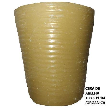 Cera De Abelha 100% Pura/orgânica Para Madeira 130g