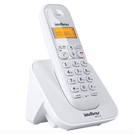 Telefone Sem fio c/ Identificador de Chamadas TS 3110 Intelbras