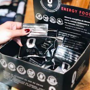 Pack de 7 unidades Alimento energético Ogiva