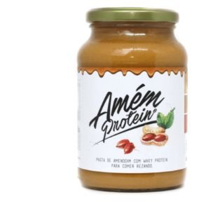 Pasta de Amendoim Tradicional 600g
