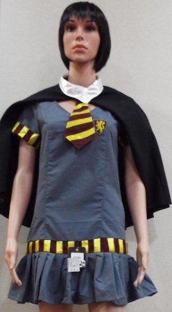 Fantasia  Herminone Harry Potter Tam:  G