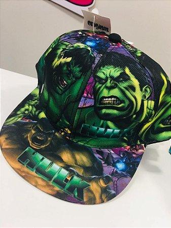 Boné Hulk Infantil