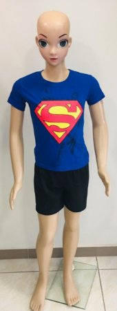 Camiseta Super Homem Tam:2