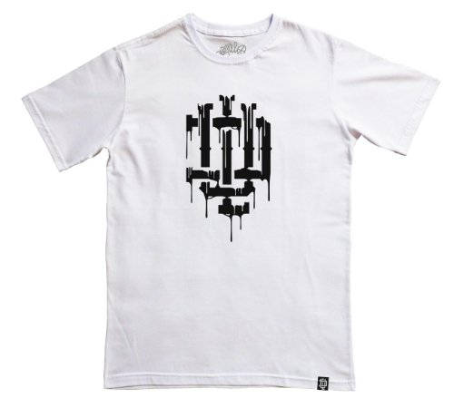 CAMISETA MONOGRAM INK