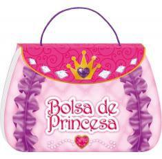 Meu Primeiro Livro - Bolsa de Princesa