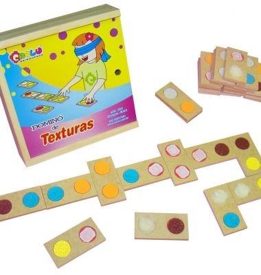 Dominó de Texturas Braille