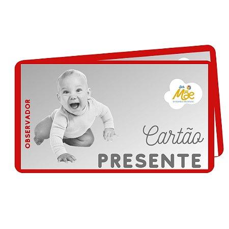 CARTÃO  PRESENTE - 40 REAIS