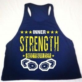 Camiseta Regata Inner Strenght