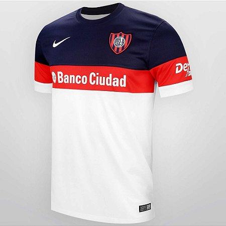 Camisa oficial Nike San Lorenzo 2016 II jogador